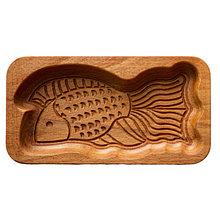 Форма для пряника (пряничная доска) Buken «Рыбка»