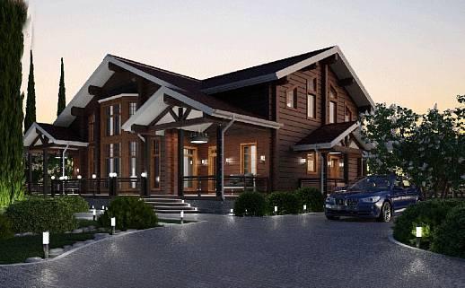 Проект дома №304