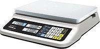 Весы CAS PR-30B (30 (15) кг/10 (5) г) торговые