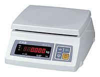Весы SWII-30 (30кг/5г) порционные, CAS