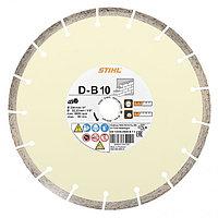 Диск (круг) алмазный STIHL Ø 400 мм D-B10