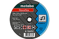 Отрезной диск Metabo (Novoflex) 230 x 3,0 x 22,23 мм, сталь,TF 42