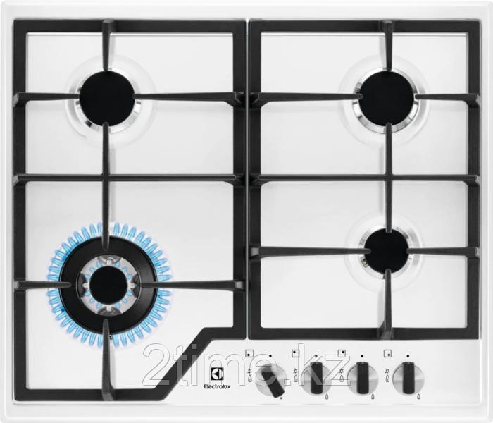 Встраиваемая газовая поверхность Electrolux GPE363MB