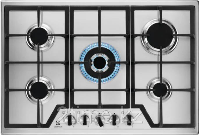 Встраиваемая газовая поверхность Electrolux GPE363MX