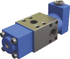 Гидроклапан тормозной без предохранительного клапана ГКТ-1.16-01( - 02; - 03)