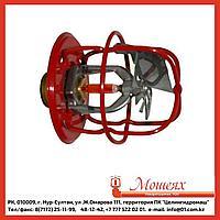 Решетка защитная для оросителей красного цвета (RAL3000)