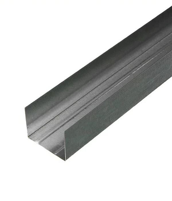 Профиль направляющий 50*40 0,4 мм