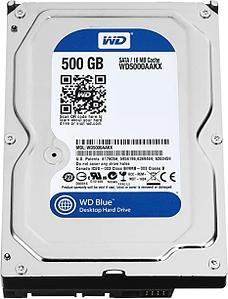 "Жесткий диск HDD 500 GB 3.5"""