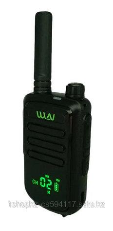 Рация WLN KD-C100 со скрытым дисплеем, фото 2