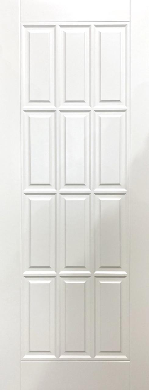 Межкомнатная дверь модель Сиюта эмаль белая