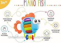 Музыкальная игрушка Happy Baby Piano Fish, фото 2