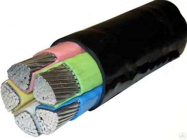 Алюминиевый кабель АВВГнг(А)-LS 5х185