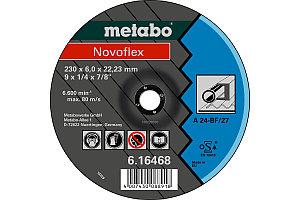 Диск Metabo NOVOFLEX 115X6,0X22,23, СТАЛЬ, SF 27