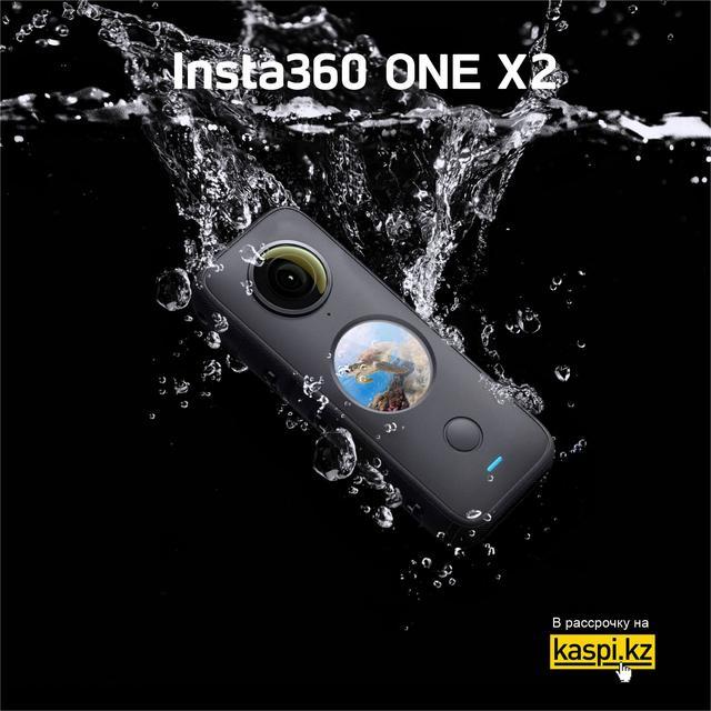 Экшн-камеры и аксессуары Insta360
