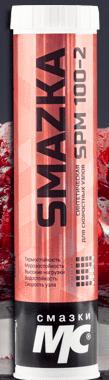 Смазка МС SPM 100-2, картридж 400 г