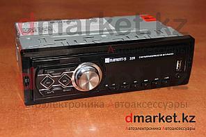 Автомагнитола 1DIN Element-5 328, радио, MP3, Bluetooth, AUX