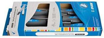 Набор отвёрток, рукоятки TBI, в картонной упаковке - 607CS5TBI UNIOR