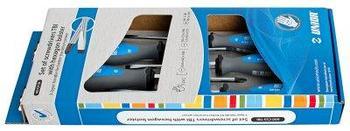 Набор отверток, рукоятки TBI, в картонной упаковке - 600CS5TBI UNIOR