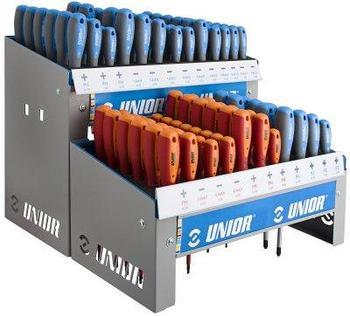 Набор отверток, рукоятки TBI, в стенде металлическом - 607SN2 UNIOR