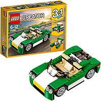 LEGO 31056 Creator Зелёный кабриолет, фото 1