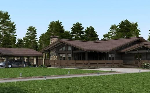 Проект дома №3301