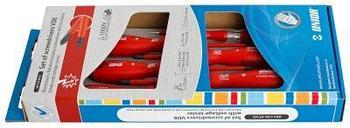 Набор отвёрток изолированных с индикатором в картонной упаковке - 603CS6ATVD UNIOR