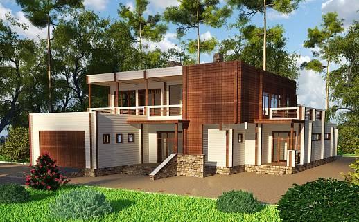 Проект дома №3322