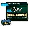 Мел Startbilliards 5 звезд синий (144 шт), фото 2