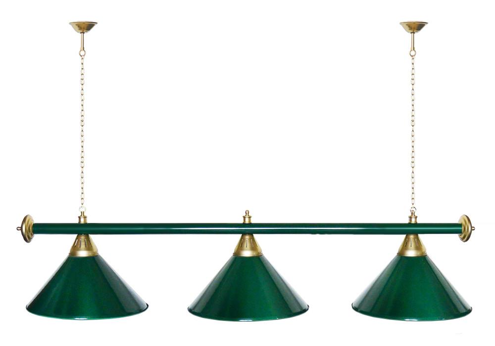 Светильник Startbilliards, 3 плафона