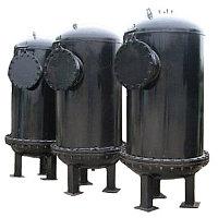 Корпуса фильтров, фильтров-коалесцеров, предфильтров патронных из углеродистых и нержавеющих сталей V=2 м3