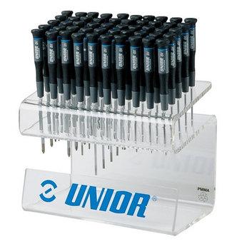 Набор отвёрток для точной механики в демонстрационном стенде - 607S50E UNIOR
