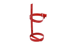 Кронштейн для огнетушителя ТВ-5 (d-160) к ОП-5 и ОП-6