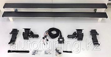 Подножки (пороги электрические) выдвижные на FORD F150 (RAPTOR) 2015-2021