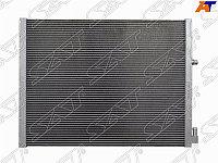 Интеркулер BMW X5 E70 07- /X5 F15 13- /X6 E71 07- /X6 F16 13-