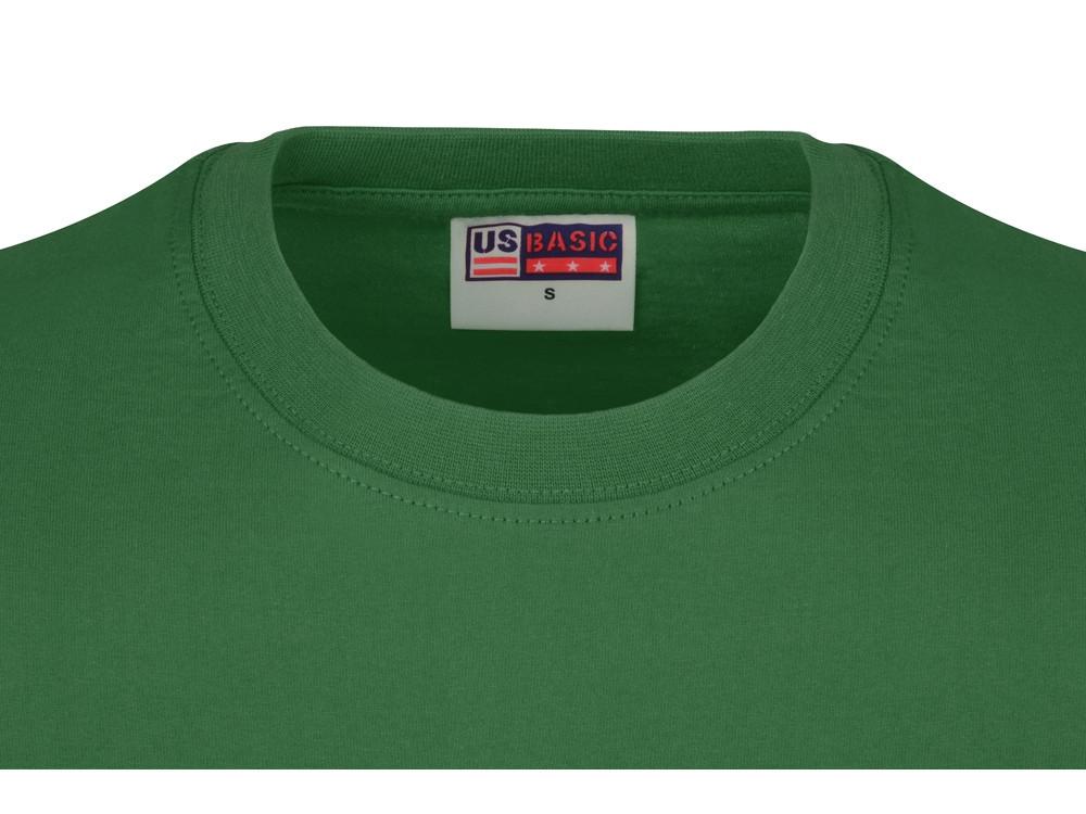 Футболка Super club мужская, зеленый - фото 4