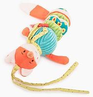 """Подвесная погремушка-колокольчик Happy Baby """"Лисичка Люся"""", фото 3"""