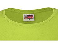 Футболка Heavy Super Club женская, зеленое яблоко, фото 3