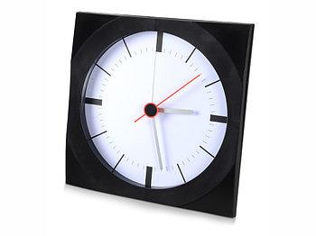 Часы настенные Аптон, черный