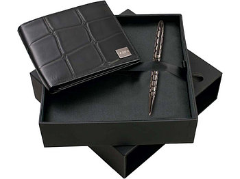 Набор Ungaro: портмоне, ручка шариковая. Ungaro
