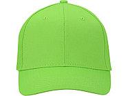 Бейсболка Detroit 6-ти панельная, зеленое яблоко, фото 2