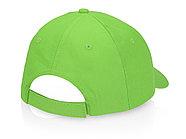Бейсболка Detroit 6-ти панельная, зеленое яблоко, фото 4
