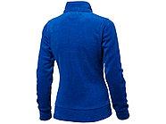 Куртка флисовая Nashville женская, кл. синий/черный, фото 2