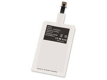 Приёмник Qi для беспроводной зарядки телефона, Lightning
