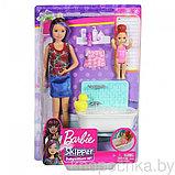Набор Barbie Няня Скиппер с малышкой оригинал от mattel. Barbie skipper babysitters inc., фото 2