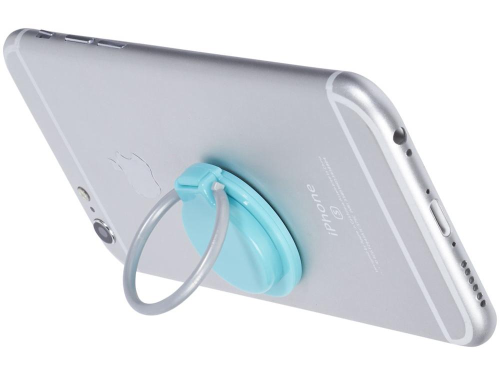 Кольцо и держатель для телефона, зеленый