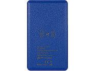Phase Беспроводной внешний аккумулятор имеет емкость 3000 мА/ч, синий, фото 4