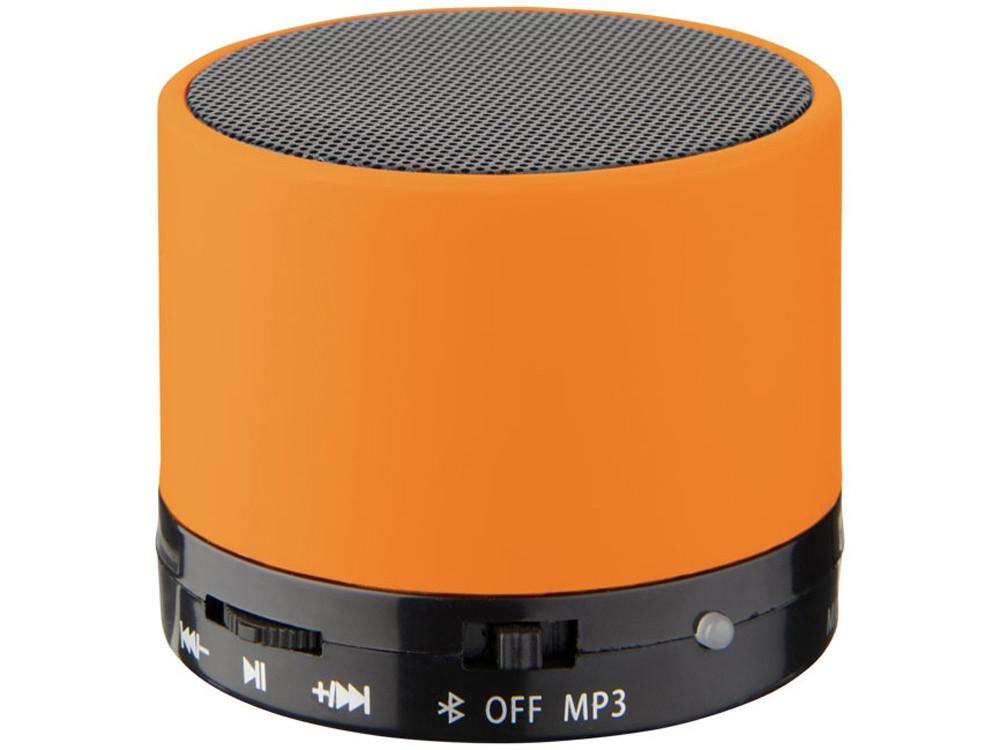 Портативная колонка, оранжевый