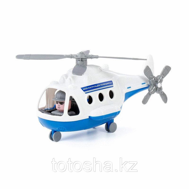 """Вертолёт - полиция """"Альфа"""" (в сеточке) , 72429"""