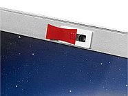 Блокиратор веб-камеры, красный, фото 2