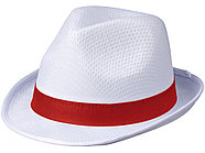 Лента для шляпы Trilby, красный, фото 2